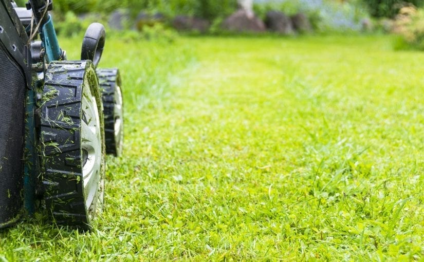 The Easiest Way To Make Money Mowing Lawns