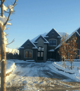 Snow Removal in South Lyon, Michigan