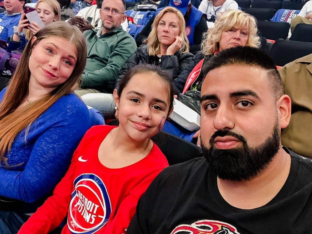 Detroit Pistons Game
