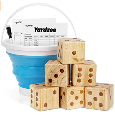 Yard Games You Need in Your Life This Summer: Yardzee