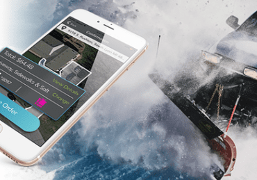 LawnGuru On-Demand and AutoPlow Snow Removal Services